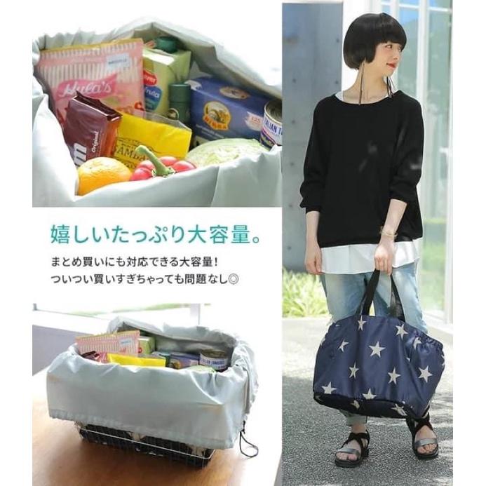 日本🇯🇵代購、chepeli實用可收納保溫保冷袋.大容量可收納.可愛圖案各一全新.好市多採買,飲料外帶餐點,野餐必備好物