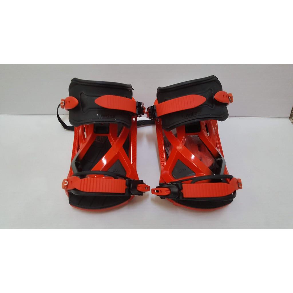 迪卡儂 wed'ze滑雪板固定器 滑雪鞋固定器 L號 原價4000