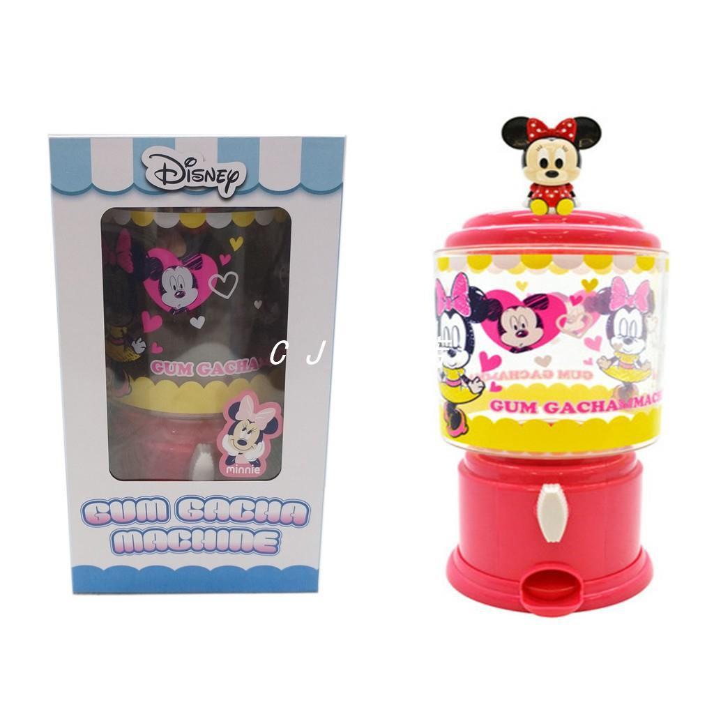 童心~ ----- 日本進口 正版授權 迪士尼 扭蛋機 糖果機 米奇 米妮 維尼 三眼怪 【05391177】