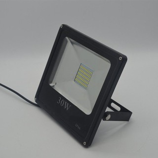 LED戶外投射燈30W 白光黃光 LED招牌燈LED廣告燈LED探照燈【3000流明】【防水等級IP67】(保固1年)