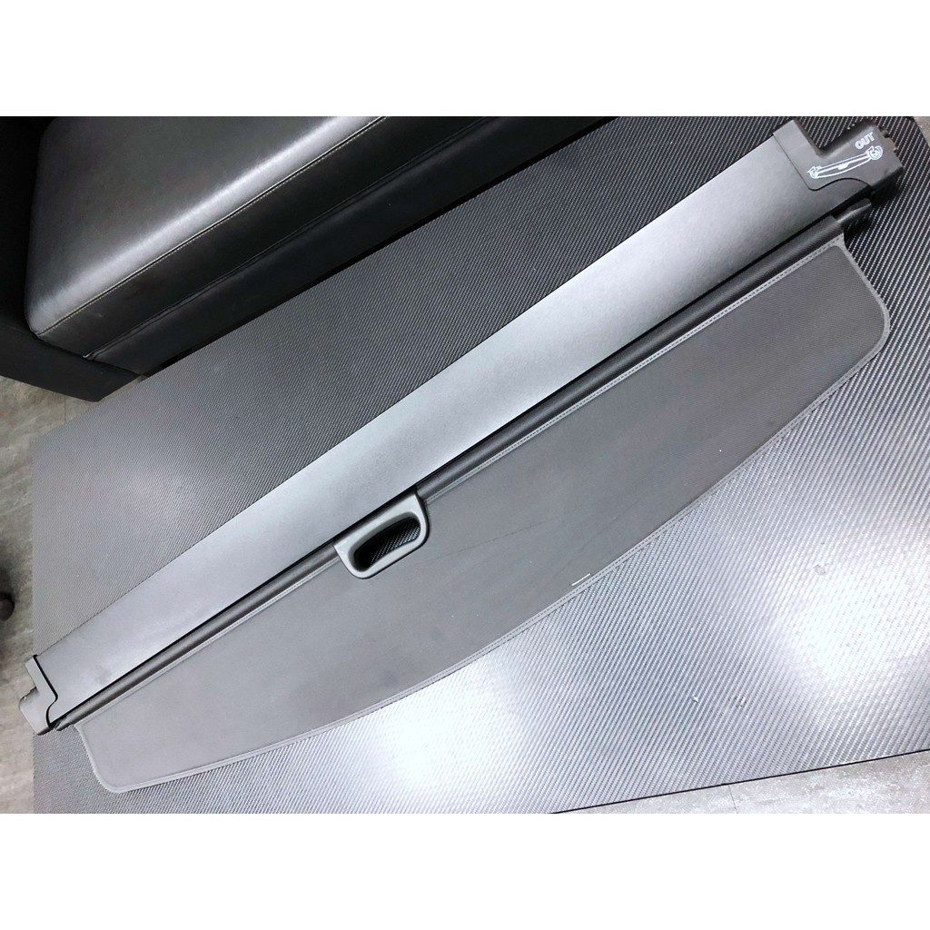 原廠 BMW X5 E70 07-13年適用 遮物簾 行李箱遮物簾 後拉簾 後行李箱遮物簾
