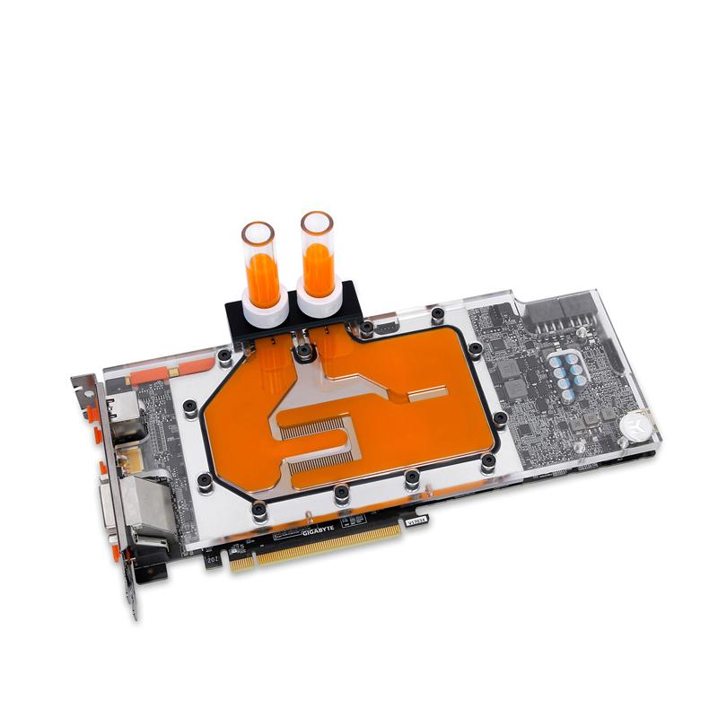 EK-FC1080 GTX Ti Aorus兼容技嘉 1080ti GA大雕顯卡全覆蓋水冷頭
