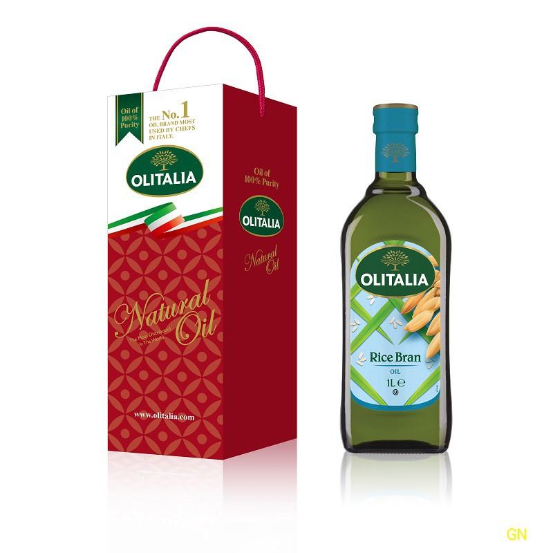 奧利塔玄米油1000ml