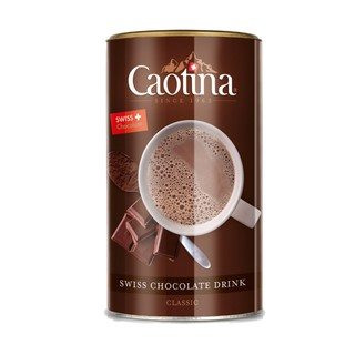 Caotina瑞士頂級巧克力粉 (外觀罐底因氧化有小黑點,不影響內容物品質) 台北市