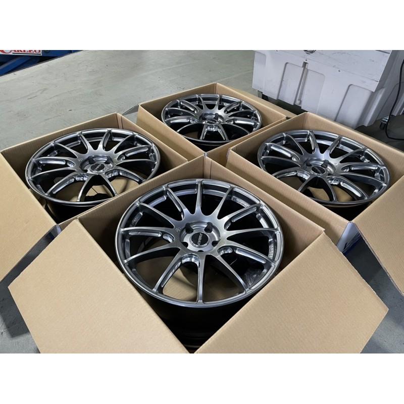 Rays G12 20吋 5/114.3 鍛造Lexus model3 infinity Q50