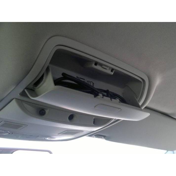 Golf 5 6 Tiguan Touran Passat Yeti天篷頂篷前室內燈後眼鏡盒眼鏡槽置物槽