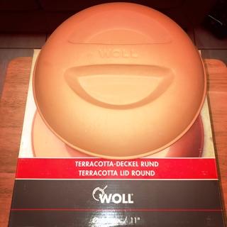 WOLL圓形陶土鍋蓋 28cm《贈 全新NEOFLAM粉紅愛💕煎蛋鍋14CM》 台北市