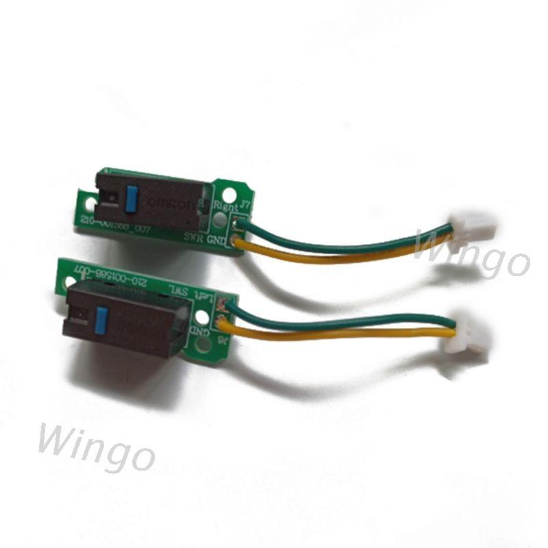 win維修配件羅技G900 G903鼠標按鈕板電纜的鼠標微動開關