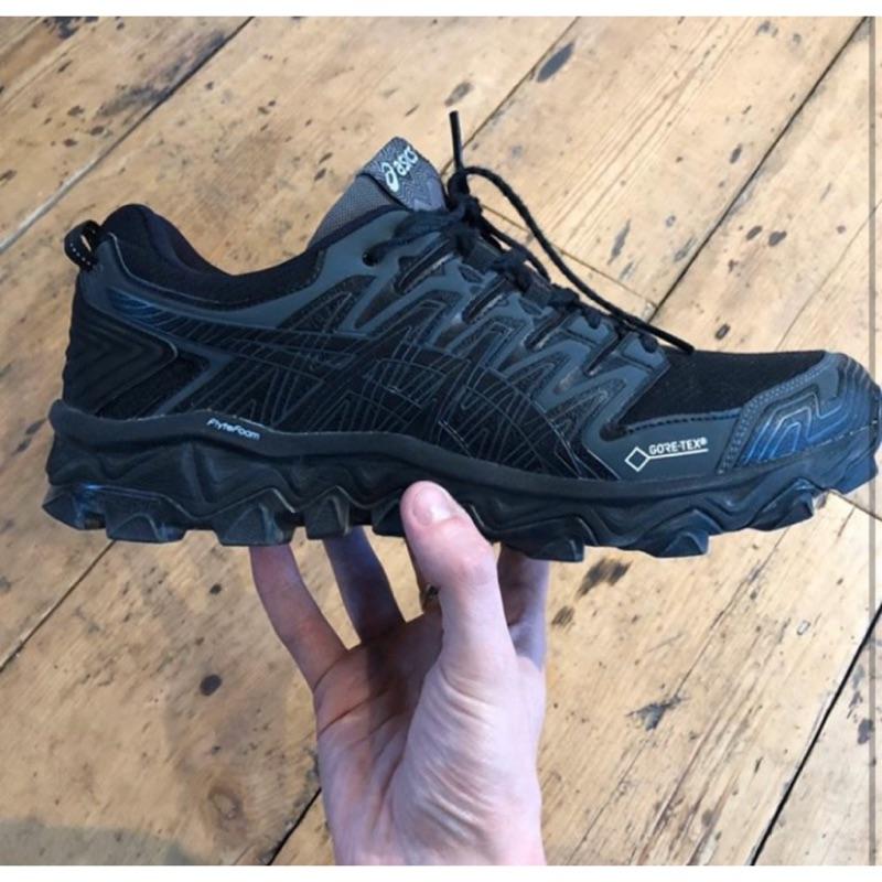 Asics Gel Fujitrabuco 7 Gore-Tex 防水機能跑鞋 UK9現貨