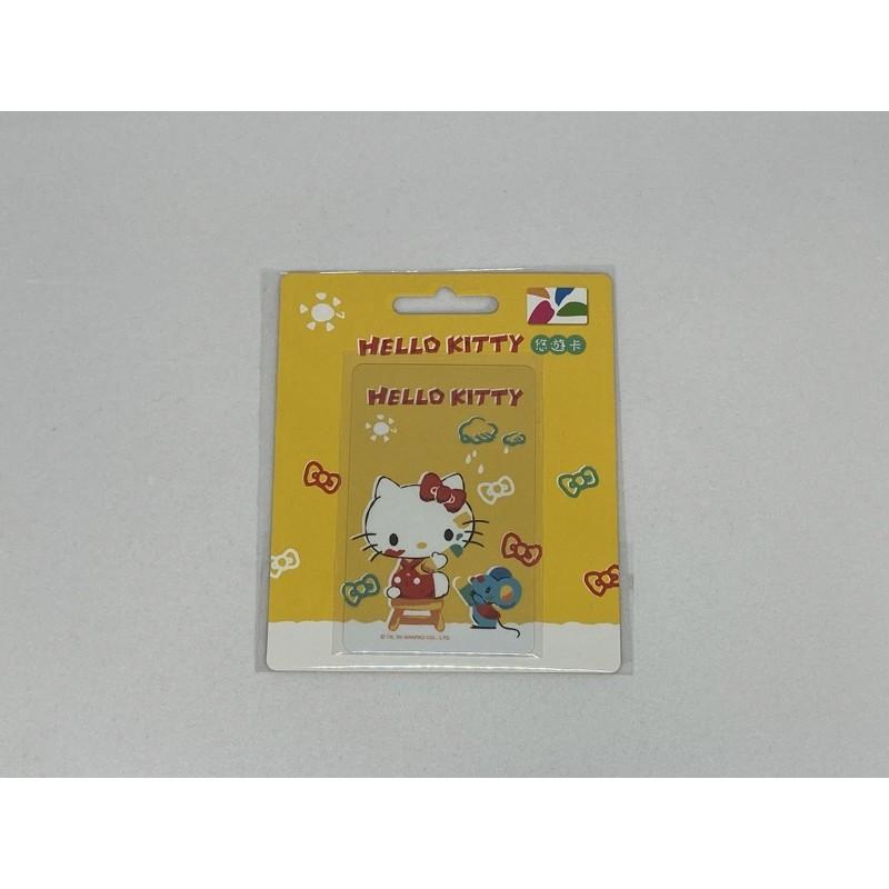 Hello Kitty悠遊卡-塗鴉