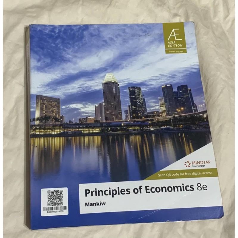 Principles of Economics 8e(經濟學原文書)