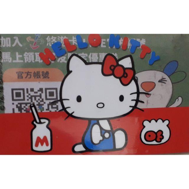 Hello Kitty悠遊卡 復刻版