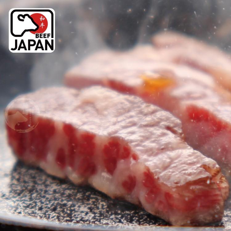 日本A5純種黑毛和牛紐約克牛排1片組(200公克/1片)【任選免運】