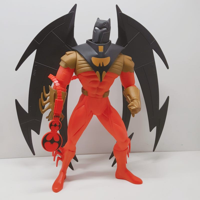 【日本帶回】 KENNER 1996年 傳奇 黑暗騎士 蝙蝠俠 Knightquest Batman DC COMICS