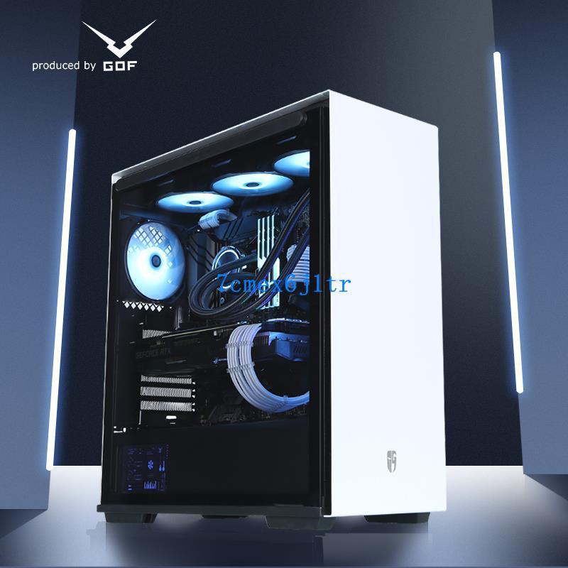 GOF十代i5 10500 10700 2060 3060 3070顯卡電腦組裝整機水冷主機