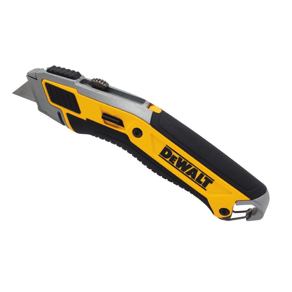 DEWALT 優質可伸縮多功能刀 美工刀