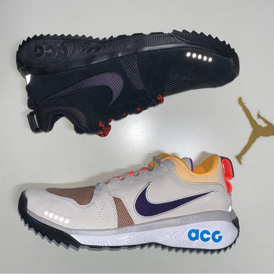 ♚ 官方 正品 Nike ACG Dog Mountain 黒 灰 反光 登山鞋 運動鞋 AQ0916-100/003