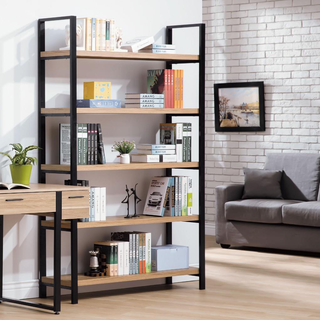 【120cm玄關架-B350-06】書房 書櫃 書架 櫥櫃 層架收納整理 【金滿屋】