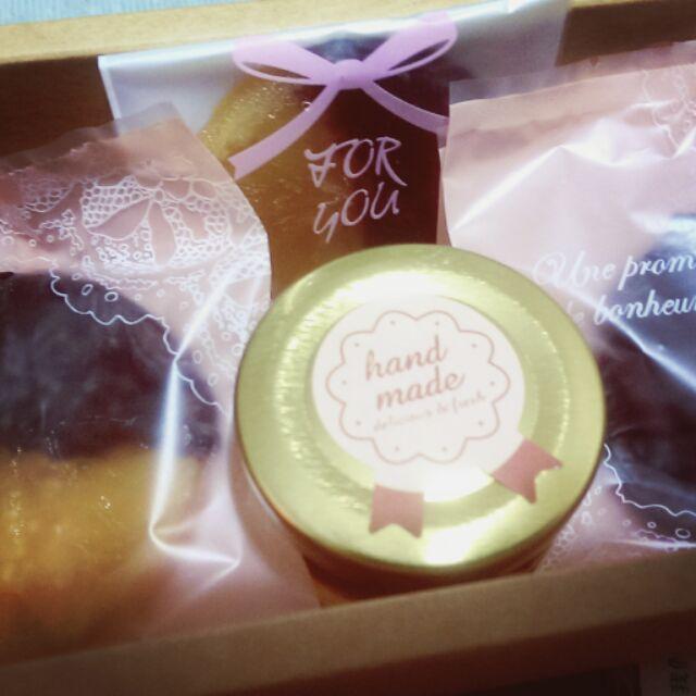 橙片巧克力禮盒