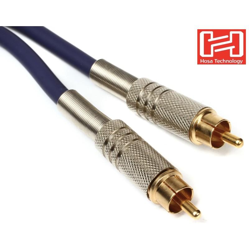 找東西@美國HOSA數位同軸音源線DRA-502(S/PDIF RCA轉S/PDIF RCA音訊線)SPDIF音頻同軸線