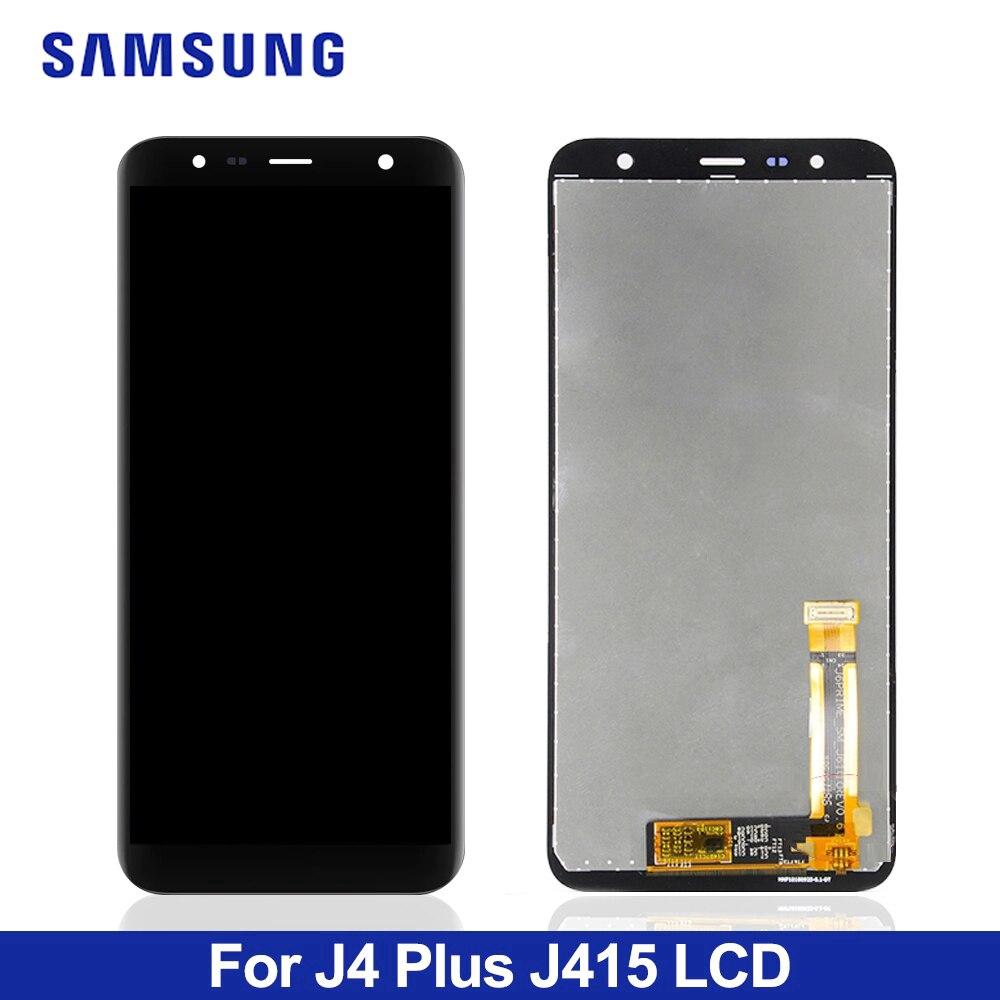 [E-VEACH] 三星 Galaxy J4+ J4 Plus /J6 Plus 2018 螢幕總成 觸控面板 液晶屏幕
