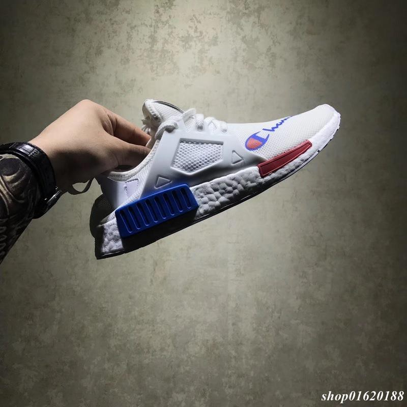 "designer fashion 0bd54 1ecf0 Champion(冠軍) x Adidas NMD Boost XR 1 ""冠軍白""40-45"