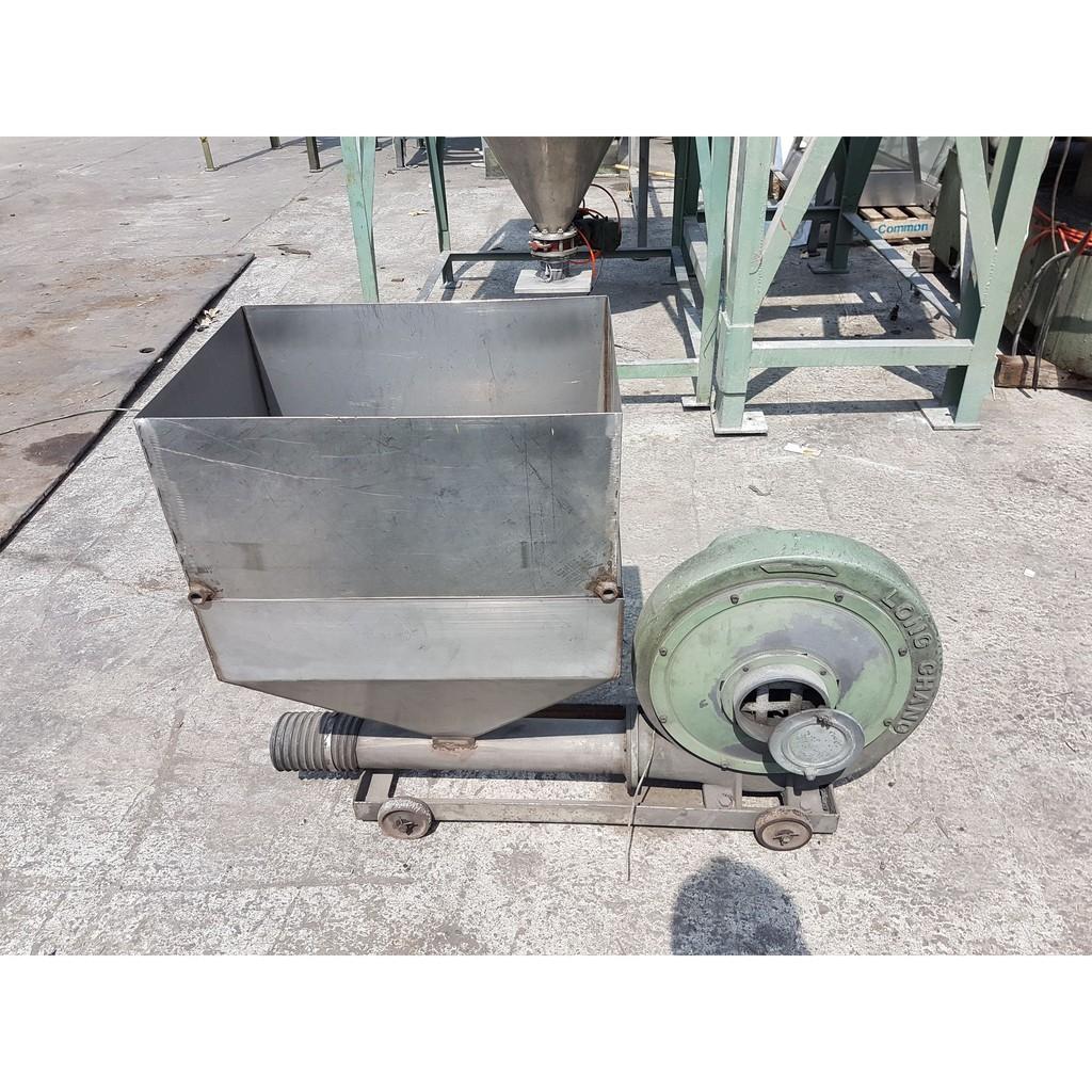 [龍宗清] 龍昌透浦式鼓風機(送料機) (20041604-0001) 高壓送風機 風鼓 排風機 透浦式鼓風機