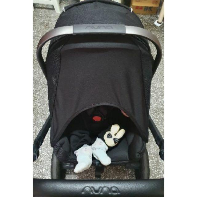 Nuna 嬰兒提籃轉接器 Triv