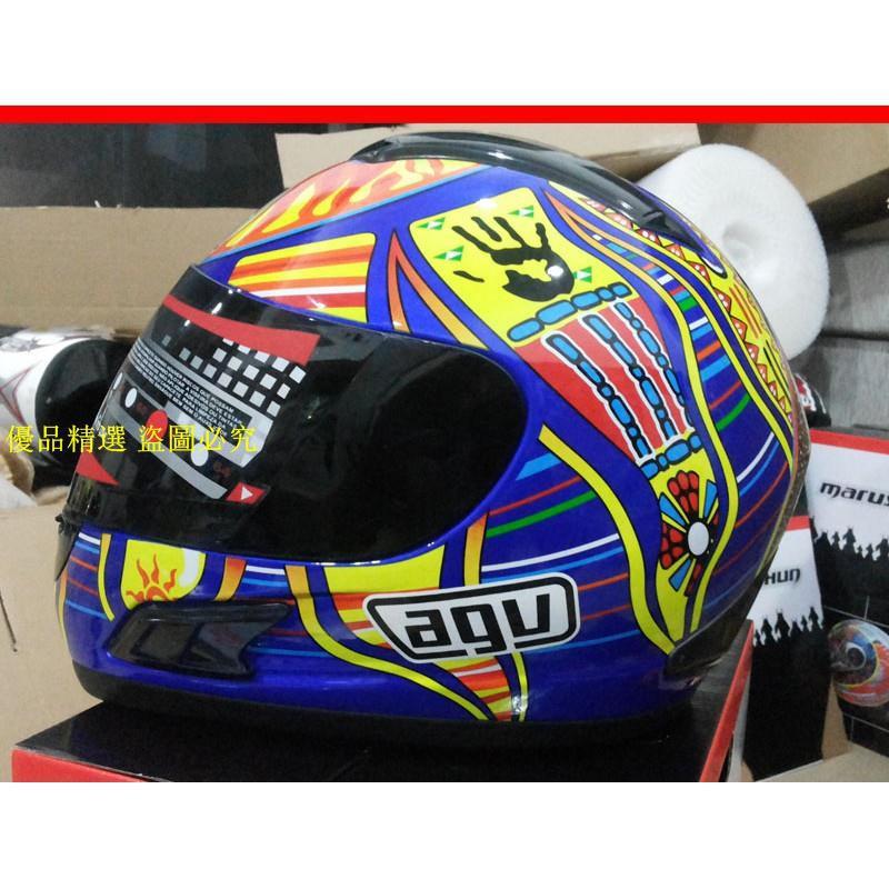 【現貨實拍】義大利 AGV K3SV K3-SV 全罩帽 透氣 排汗 專用頭頂 內襯 烏龜 感動 五大洲 夢想時光
