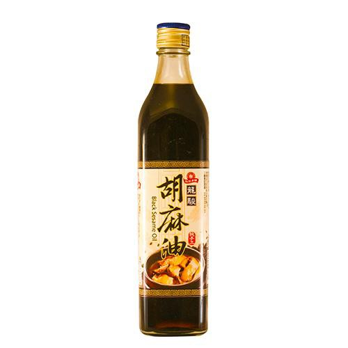 自然本味龍駿麻油520ml【愛買】