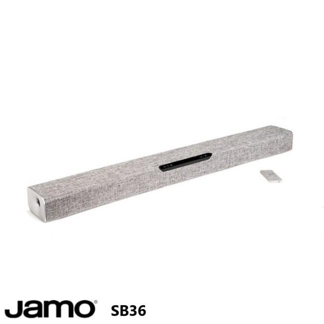 永悅音響 Jamo SB36 Soundbar 微型劇院 灰白 全新公司貨 歡迎+聊聊詢問(免運)