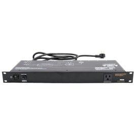 亞洲樂器 Monster Power Pro 600缺貨 機櫃型 、電源濾波、美國品牌、9組插座 PDU 附開關、防突波