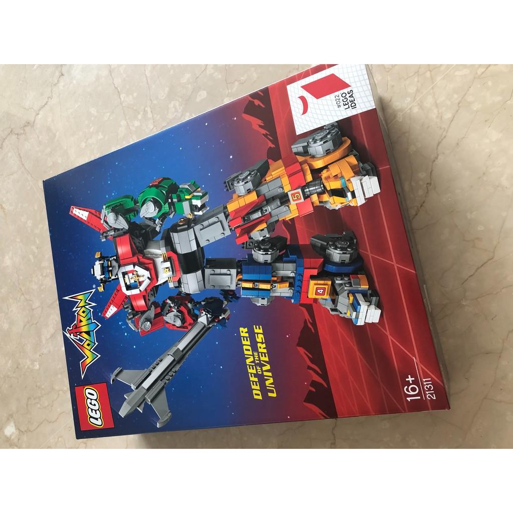LEGO 樂高 21311 百獸獅王 聖戰士 全新