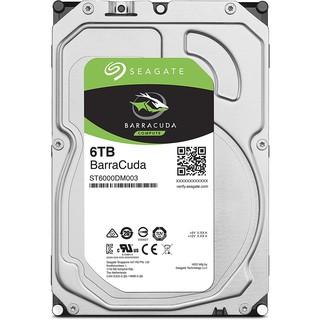【B2專業代購】Seagate 3.5吋 6TB 內接硬碟 HDD 2年全球保修 6Gb/ s 256MB 5400rpm 臺中市