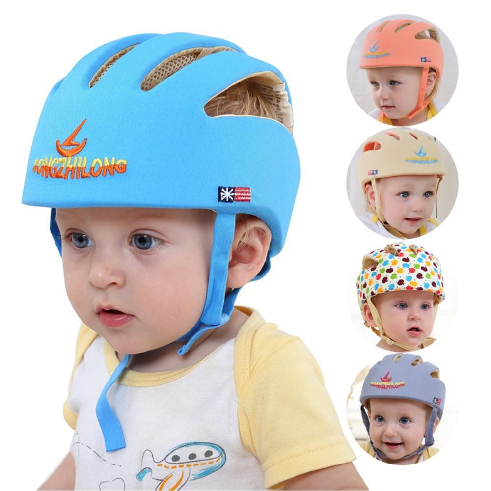 寶寶防摔帽 寶寶學走路防撞帽 防摔帽 寶寶安全保護帽 1-3歲 學步頭盔安全帽 兒童安全帽