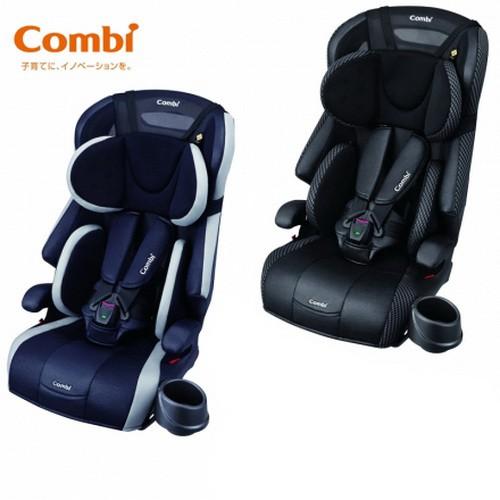 Combi康貝-Joytrip 2018 MC EG 成長型汽車座椅-動感黑/跑格藍