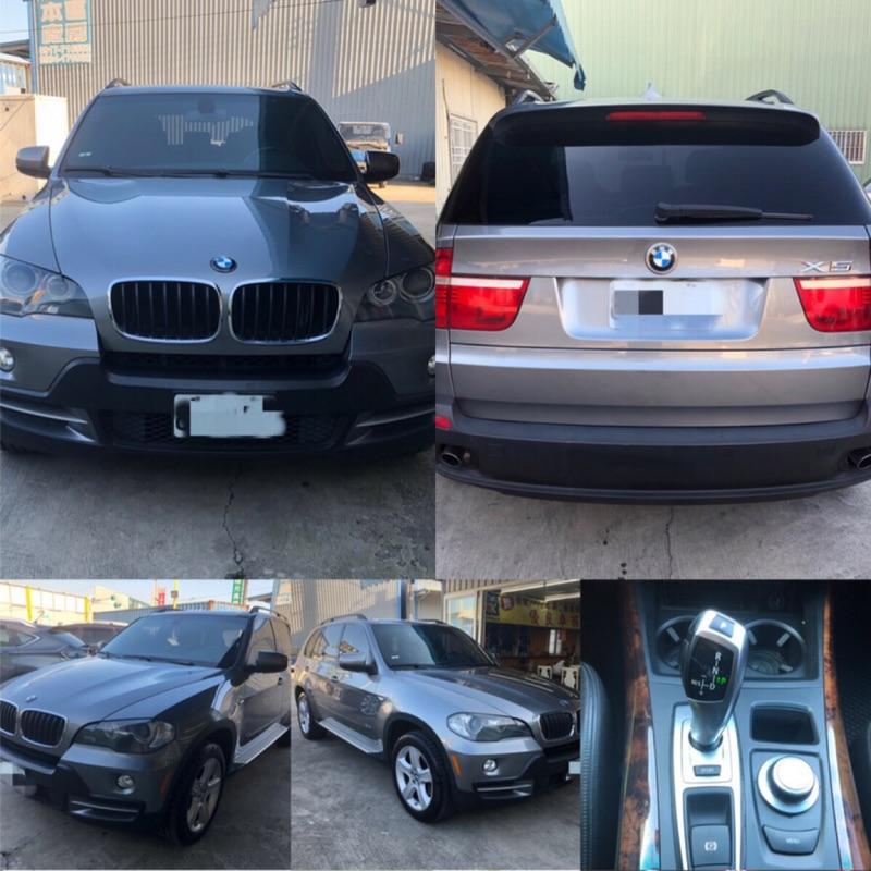 自售 BMW X5 黑鐵灰款