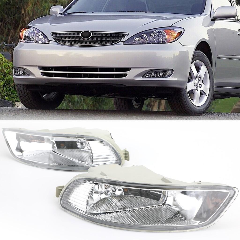 極限超快感!2005-2008 Toyota Corolla Camry 專用前霧燈(附燈泡)