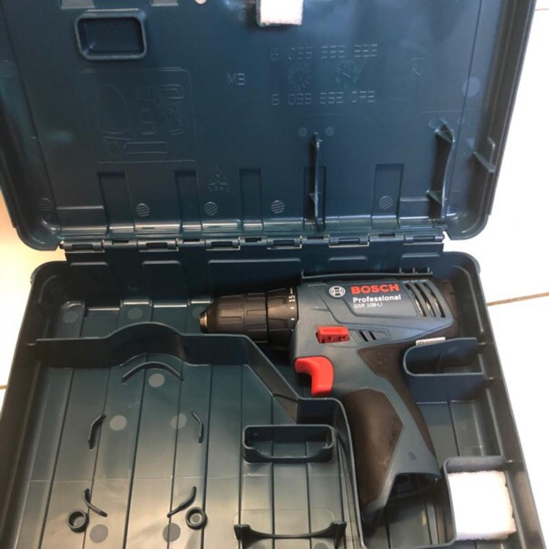 Bosch 12V.10.8V電鑽. 單機,2019出廠。