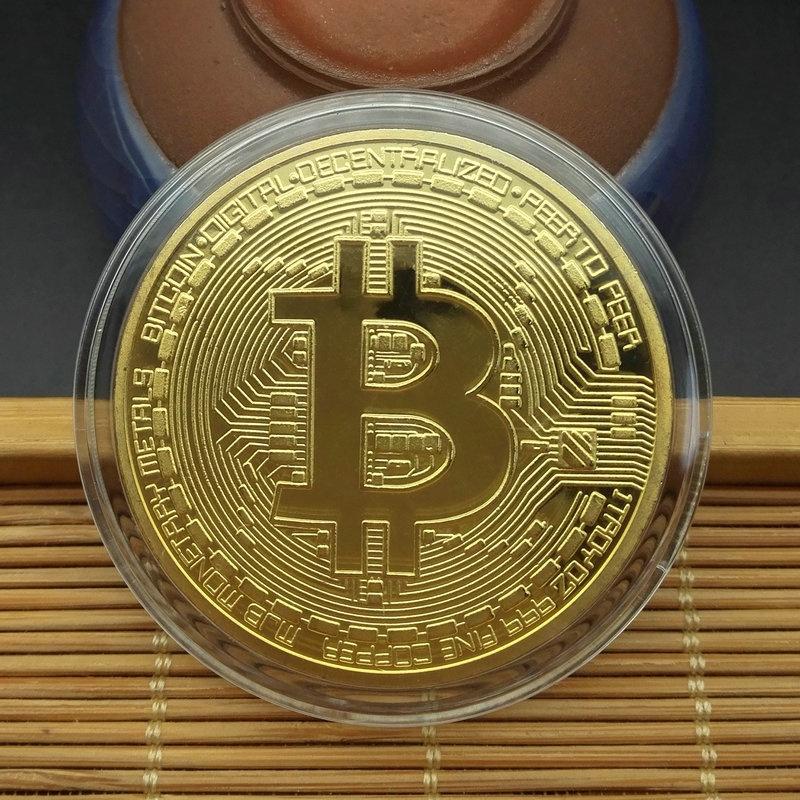美國金幣Bitcoin比特紀念幣比特b外國硬幣虛擬硬幣