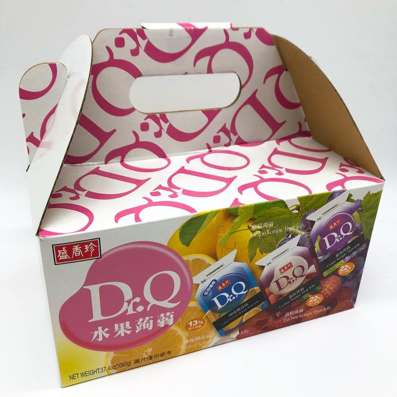 【盛香珍】蒟蒻果凍禮盒(綜合口味) 1060公克裝