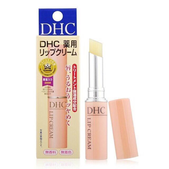 DHC 護唇膏 純欖護唇膏 1.5g 日本DHC 潤色護唇膏 保濕 DHC原裝正品