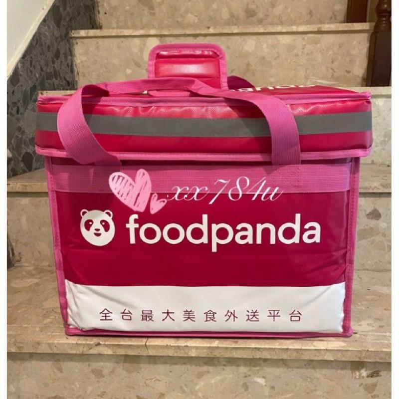 全新絕版八格Foodpanda小箱
