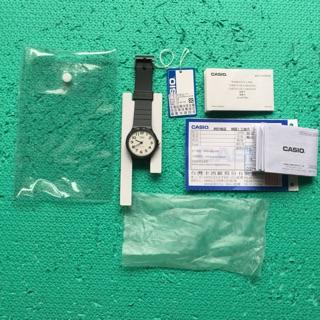 卡西歐 CASIO MQ-24-782 LDF 極簡時尚指針中性錶-白面黑字 黑色 手錶 臺東縣
