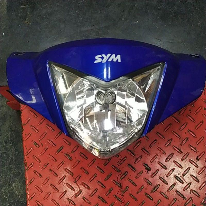 三陽GT125大燈組二手正廠部品