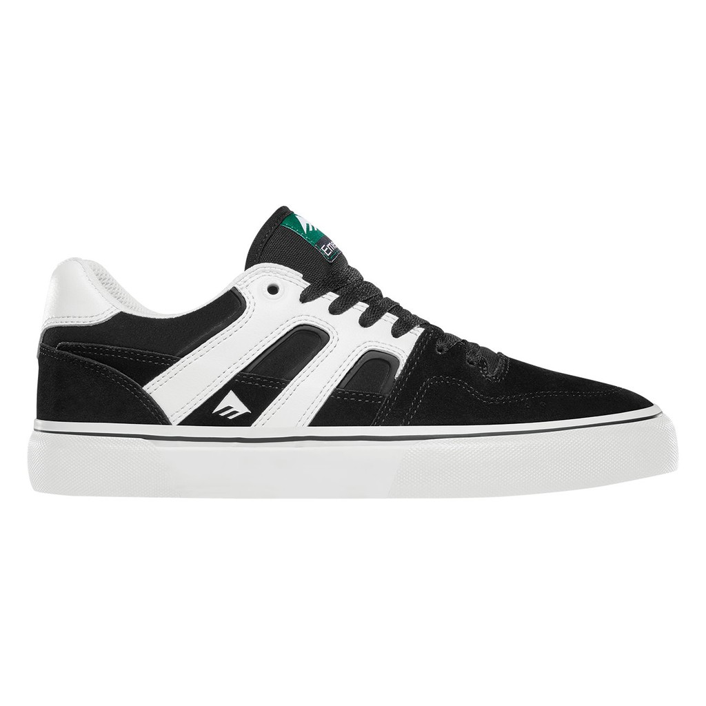 EMERICA TITL BLACK SHOES 滑板鞋【BAMBOOtique】