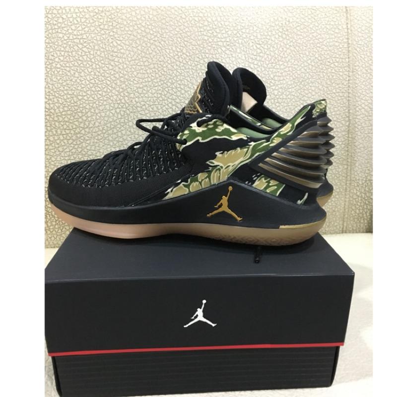 Nike air jordan xxx32代 low pf