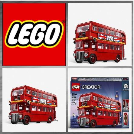 🉐️ 正版最低價 LEGO 樂高 10258 London Bus  CREATOR 創意系列 倫敦雙層巴士