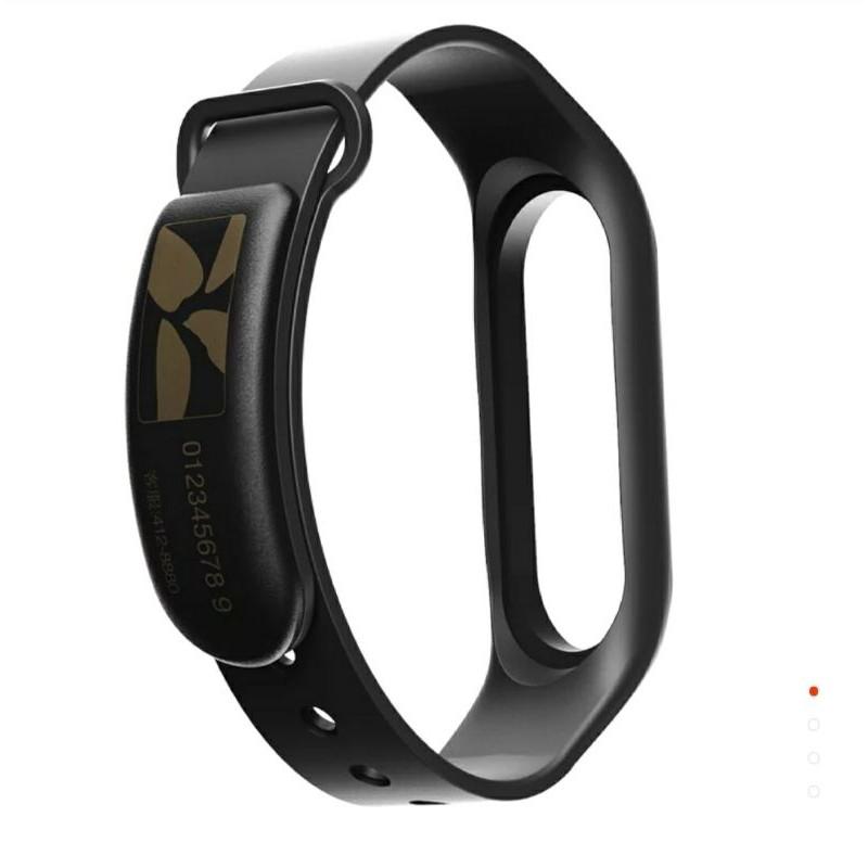 [轉賣]錶帶小米手環 5 悠遊卡 錶帶 (黑色)