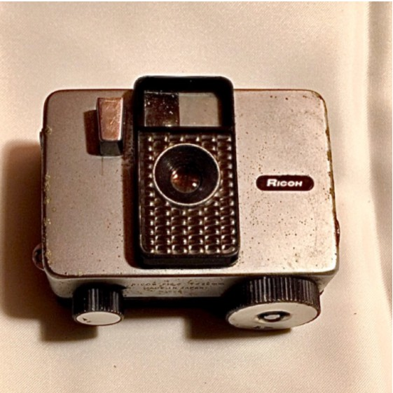 Ricoh auto half 半格相機 底片相機 定焦相機 理光 半格